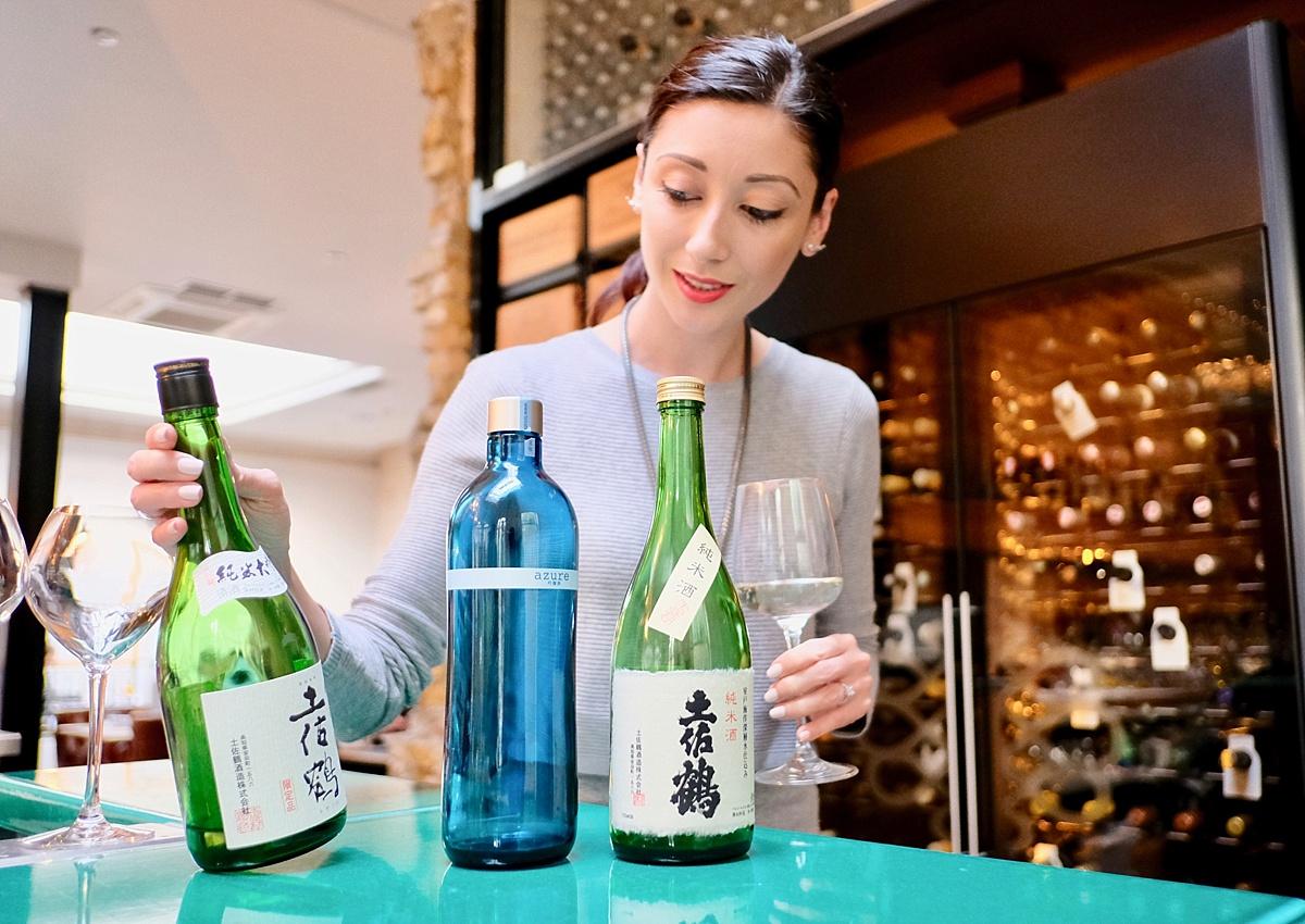 Learning about Sake Yashin Ocean