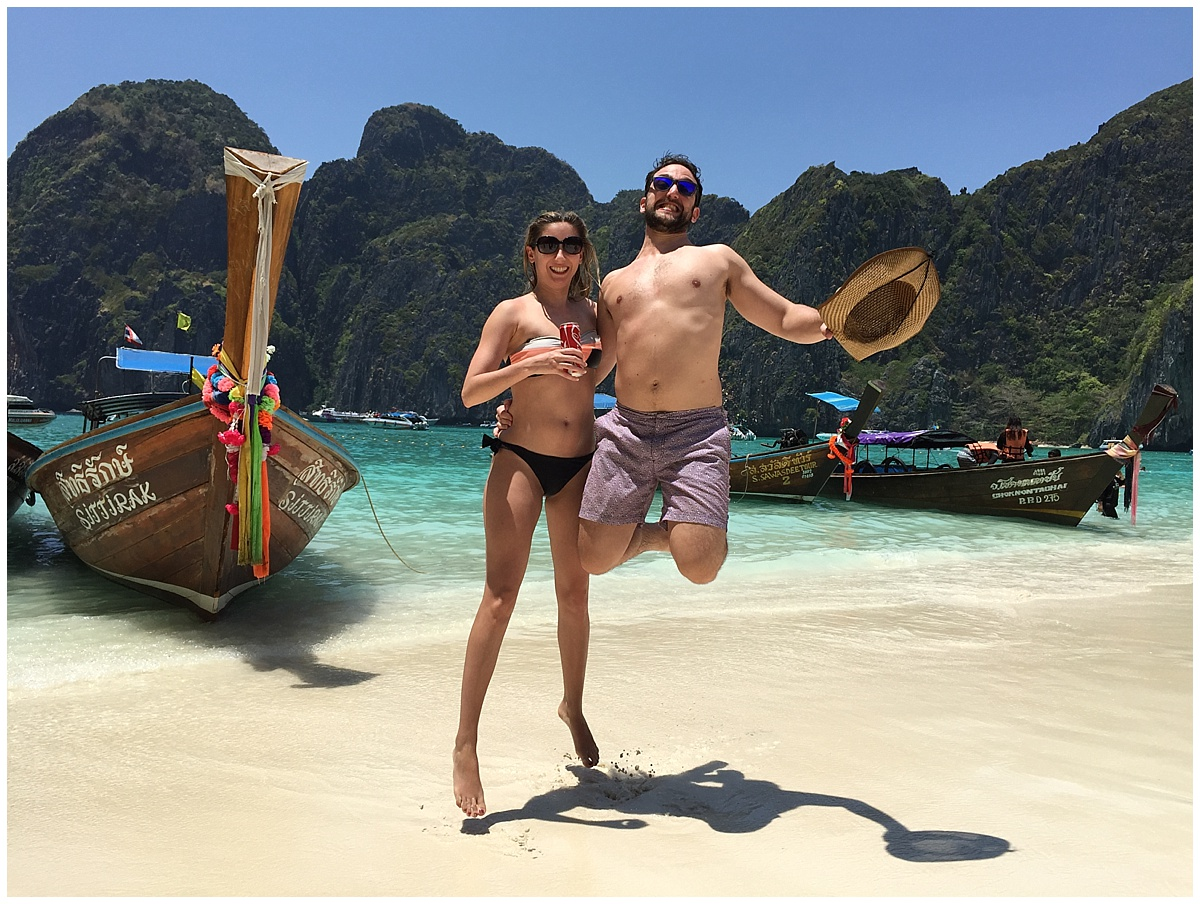 Maya Bay Thailand Phi Phi