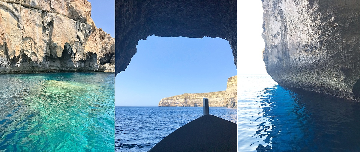 Blue Waters of Dwejra, Malta