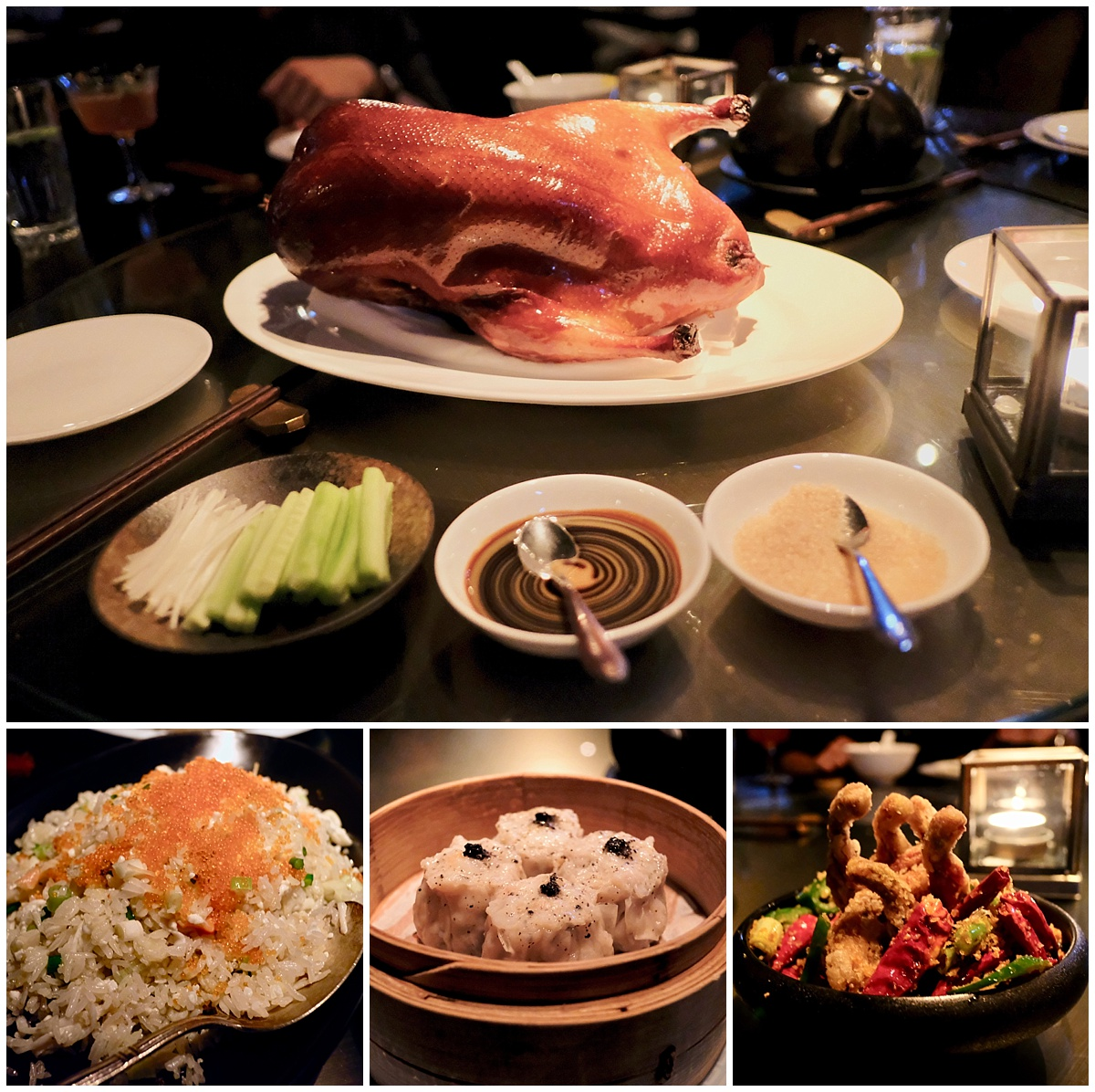 Mott 32 Peking duck HK