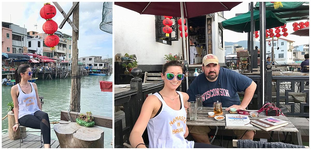 Tai O Fishing Village Three Lanters Bar