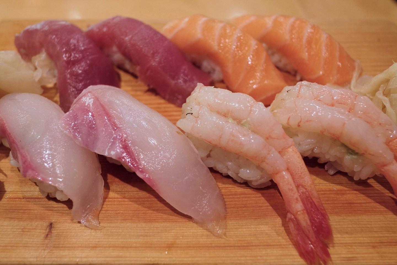Sushi London Kiku