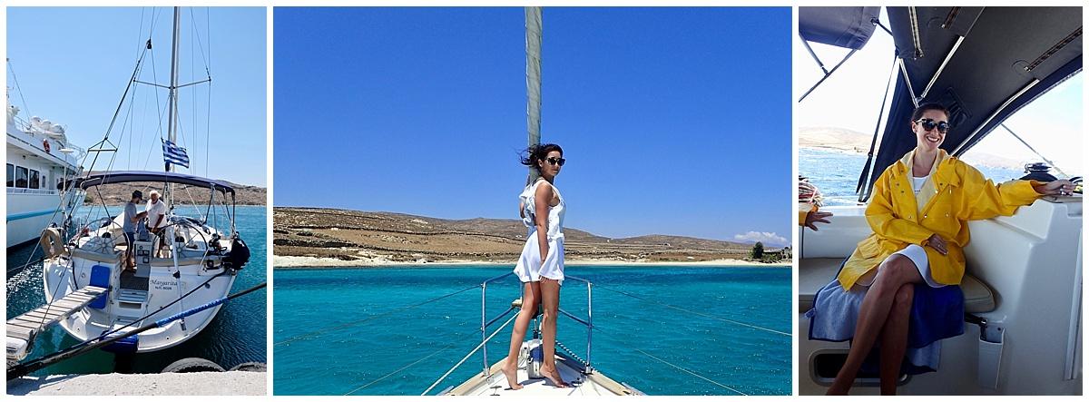 Boat Tour Delos