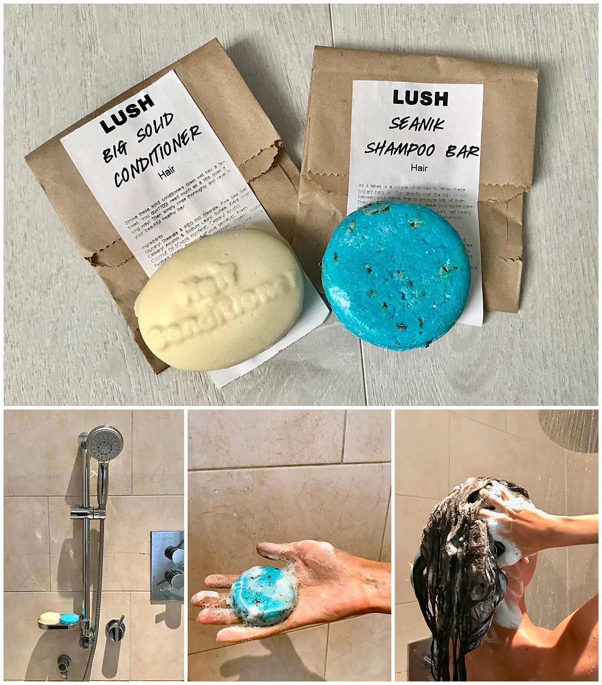 Lush Shampoo Bar Review