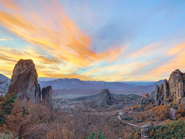 Majestic Meteora Travel Guide Greece