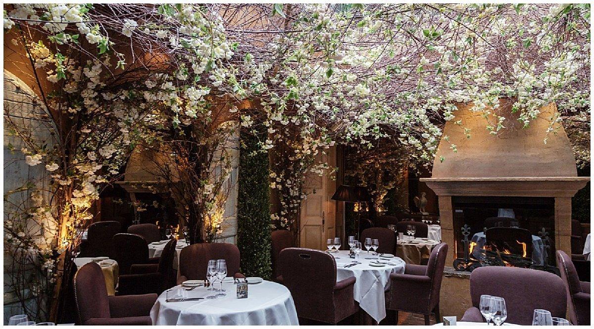 Clos Maggiore Most Romantic Restaurant in London