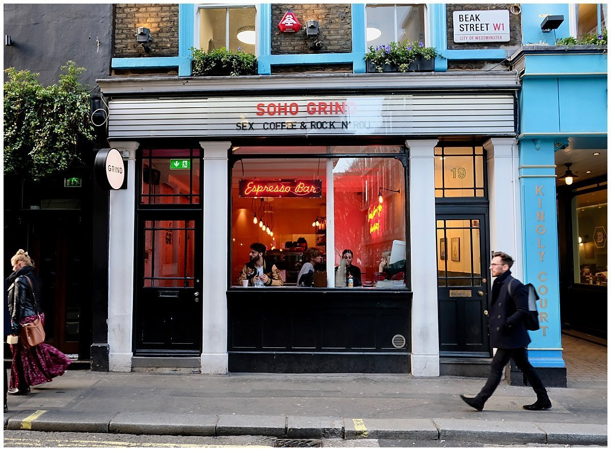 Best Places to Eat and Drink in Soho London - Miss Portmanteau