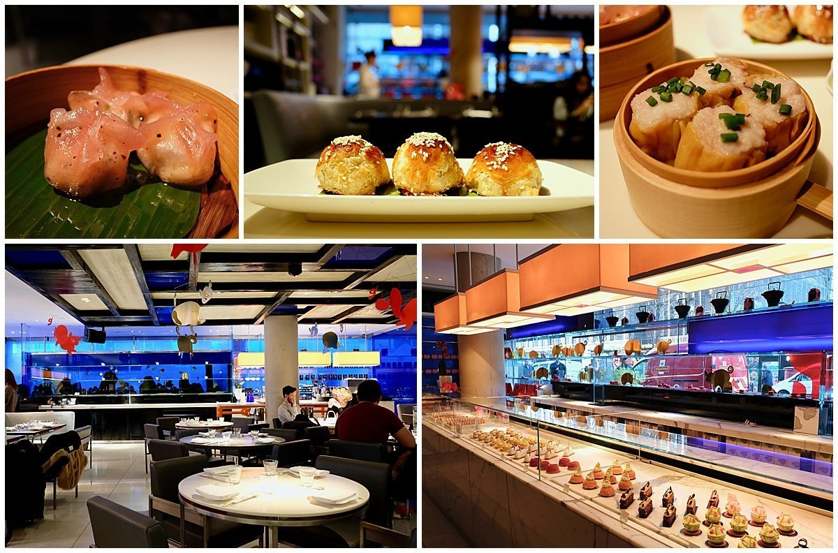 Yauatcha London Dim Sum