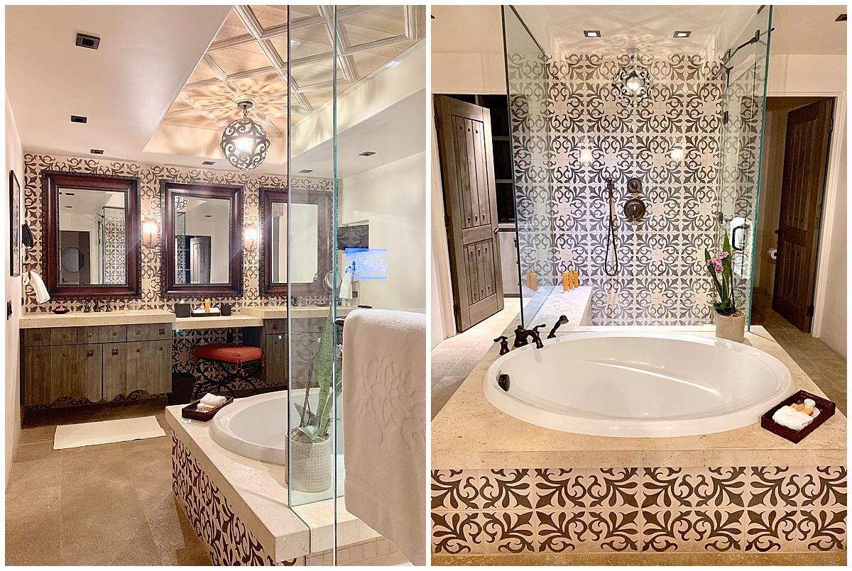 Bathroom Valencia Suite