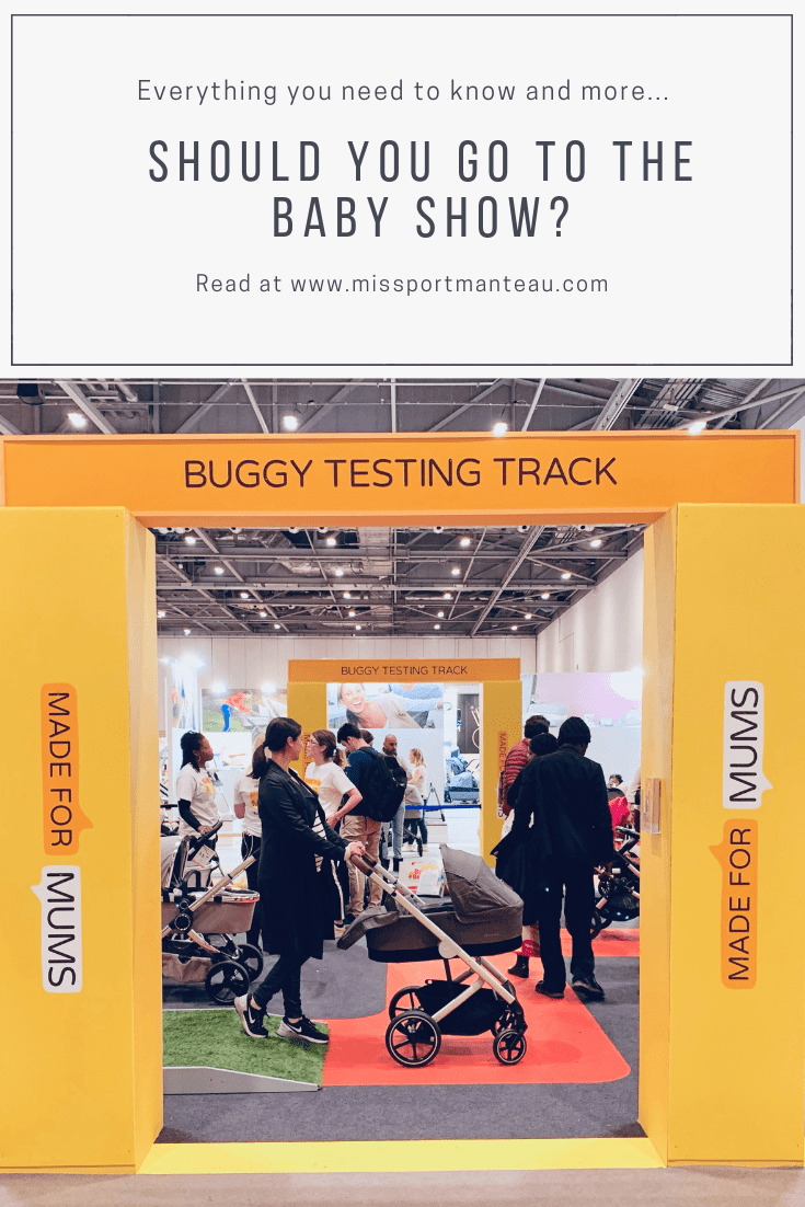 Should You Go to the Baby Show
