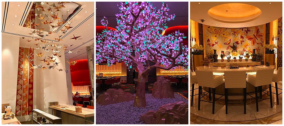 Restaurants at Wynn Palace Macau