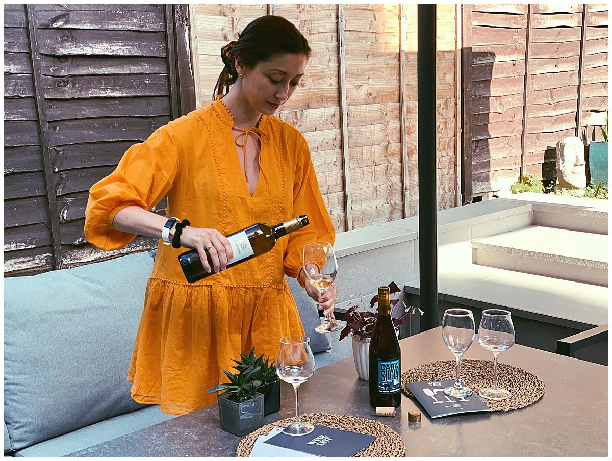 Wine List Wine Tasting