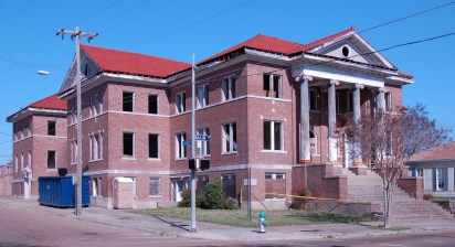 old First Baptist Church, Natchez (photo 2008)