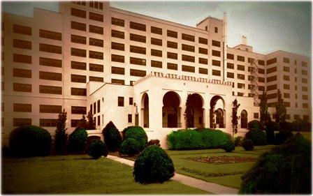 Edgewater Gulf Hotel, Edgewater Park