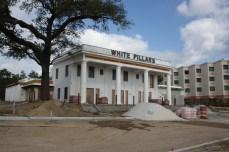 White Pillars Restaurant, Biloxi, MS. Nov. 2012