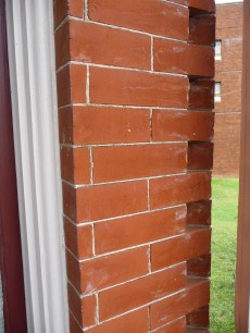 Corner Detail, Old Adams Co. Jail Natchez, Adams County Photo by T. Rosell, MissPreservation.com Nov. 2012. Retrieved 01-10-2013