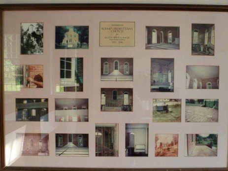 pictures from when someone cared about Rodney Presbyterian Church