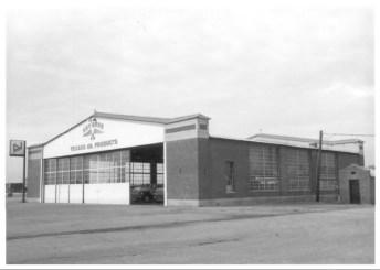 Hangar Key Field. Meridian Lauderdale Co. Brenda Crook, MDAH Feb, 2003. from MDAH HRI database accessed 6-15-2014
