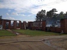 Houlka School Fire7