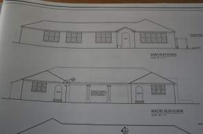 Elevation Plans 315 Clark, Pass Christian Harrison County UNKNOWN, post Katrina from MDAH HRI db Accessed 8-13-2014