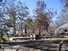 remains of Sullivan House. Ocean Springs Jackson County. MDAH 11-30-2005 from MDAH HRI db accessed 8-24-2014