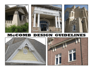 Cover McComb Design Guidelines 2009