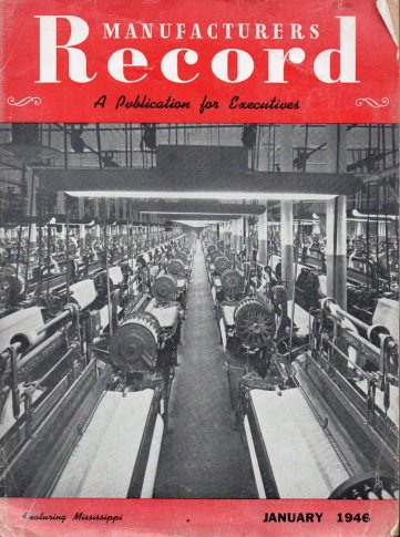 Manufacturer's Record 1946