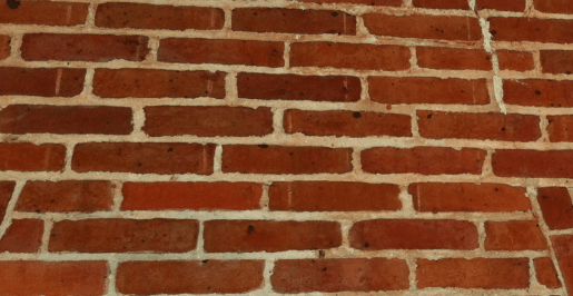 Original Penciling on Old Brick House, Biloxi Harrison County