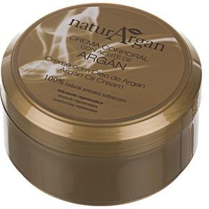 NaturArgan crema corporal con aceite de argán 200ml