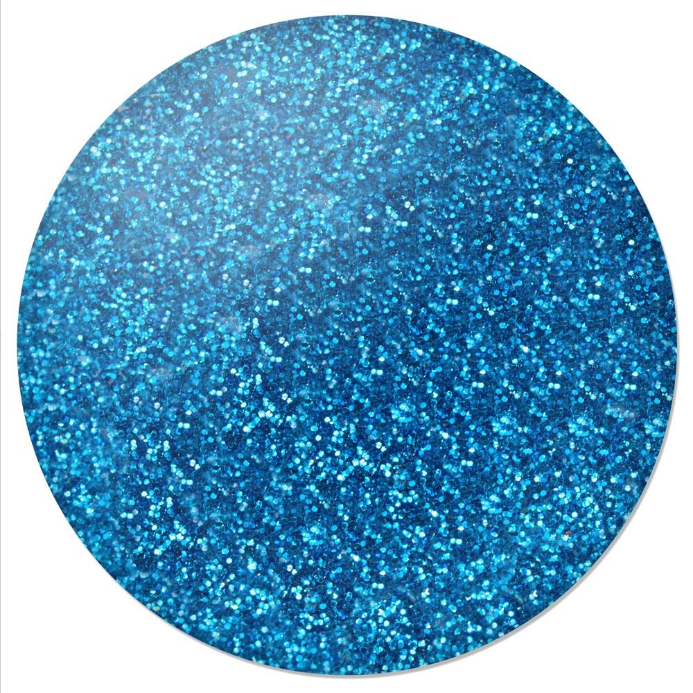 Polvo acrílico blue glitter