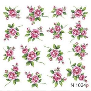 Sticker nr 184: Rosas