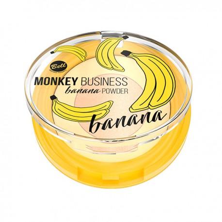 Polvos compactos banana Monkey Business