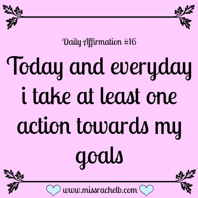 Daily Affirmation #16