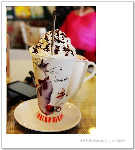 餓坐聚蜜糖公主咖啡館5