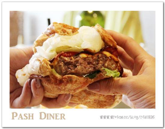 台中 pash diner傻子廚房 價位11