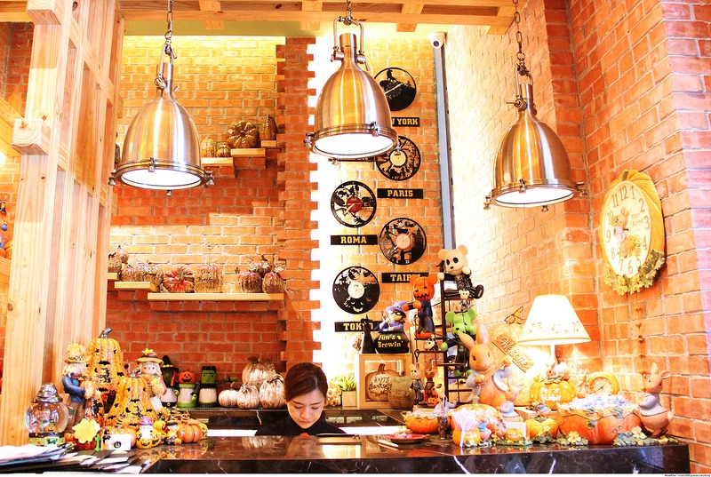 台中勤美好吃 南瓜屋魔女露露的廚房20