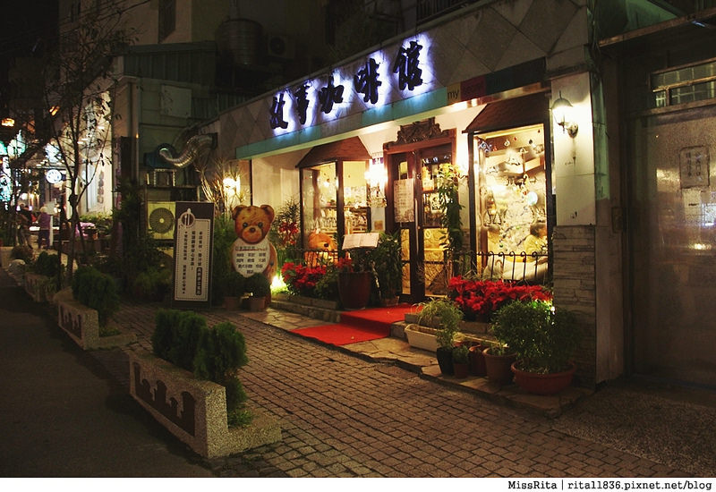 東海 藝術街 好吃 故事咖啡館2