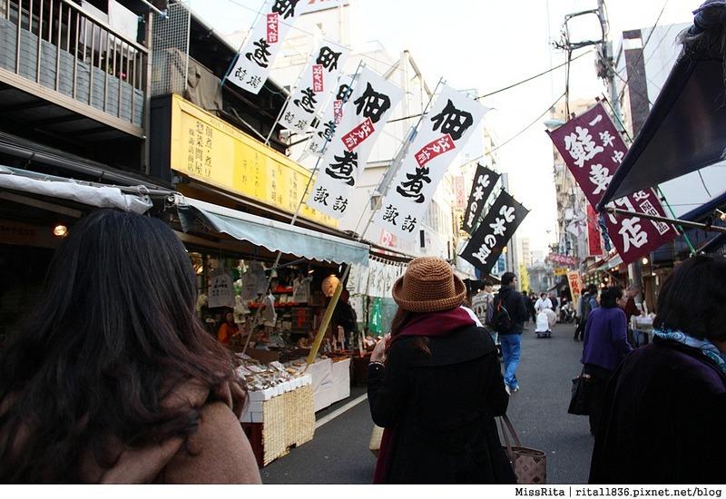 日本東京 築地市場 逛街 生魚片 丼飯 推薦美食16
