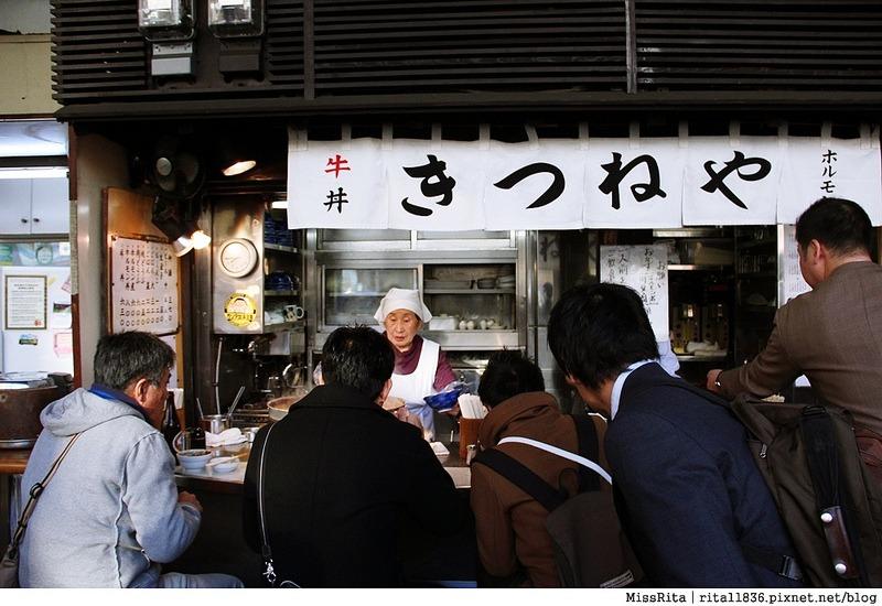 日本東京 築地市場 逛街 生魚片 丼飯 推薦美食9
