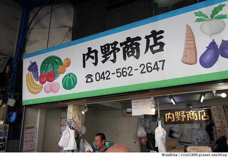 日本東京 築地市場 逛街 生魚片 丼飯 推薦美食30