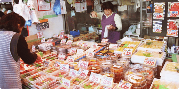 日本東京 築地市場 逛街 生魚片 丼飯 推薦美食0-
