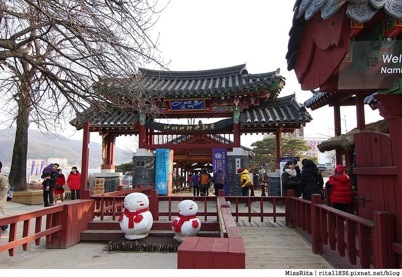 韓國 好玩 好吃 好買 旅遊推薦 首爾 南怡島 明洞 滑雪6