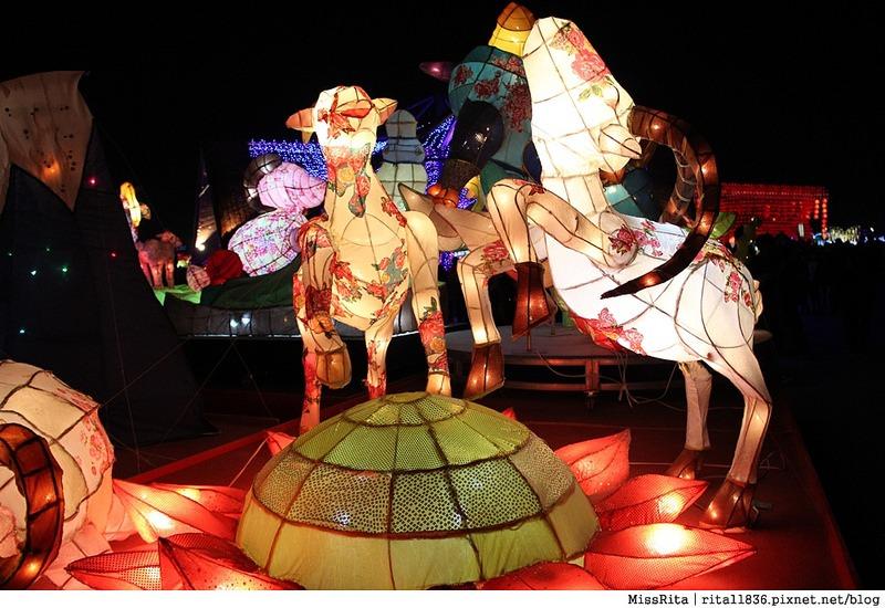 2015 台灣燈會 烏日燈會 台灣燈會烏日高鐵區 2015燈會主燈12