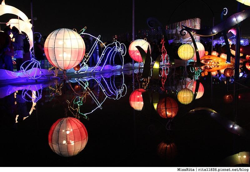 2015 台灣燈會 烏日燈會 台灣燈會烏日高鐵區 2015燈會主燈45
