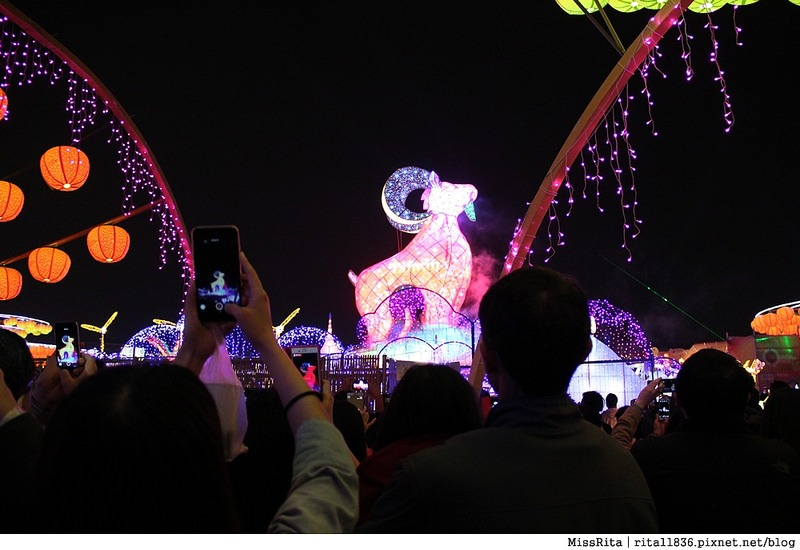 2015 台灣燈會 烏日燈會 台灣燈會烏日高鐵區 2015燈會主燈21