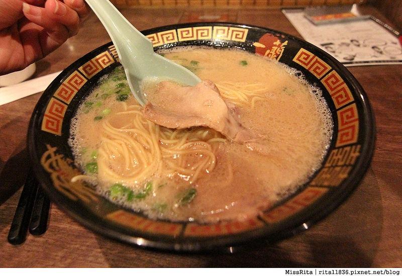 東京美食 日本拉麵 一蘭拉麵 新宿一蘭拉麵 日本必吃1