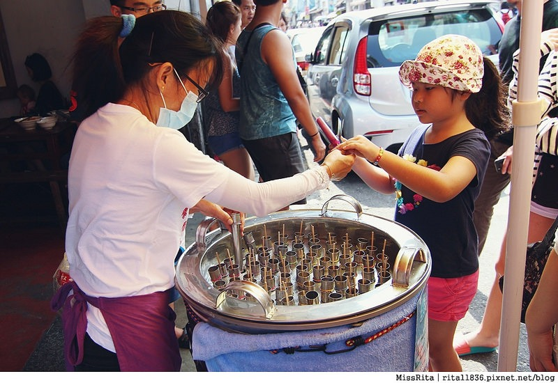 馬來西亞 馬六甲好玩 雞場街 雞場街夜市 地理學家咖啡館21