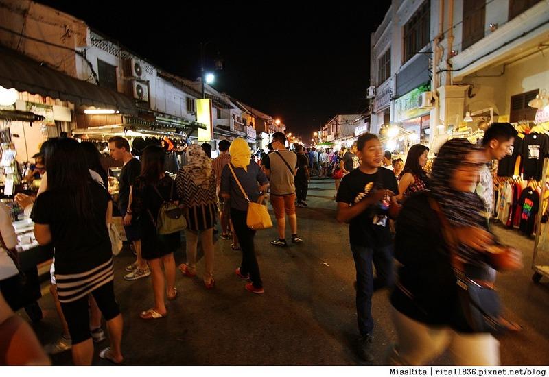 馬來西亞 馬六甲好玩 雞場街 雞場街夜市 地理學家咖啡館36