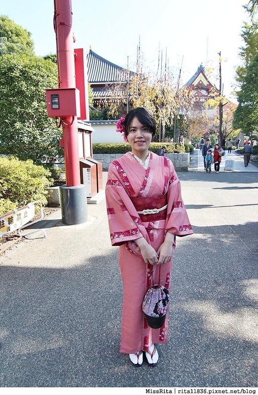 日本東京 東京和服體驗 淺草和服 淺草七變化 淺草七變化預約教學19