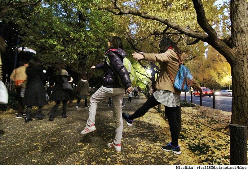 日本東京 賞銀杏 明治神宮外苑 銀杏 神宮外苑銀杏季 いちょう祭り35